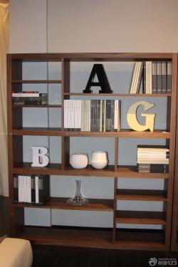 美式風格小戶型躍式書房裝修設計欣賞