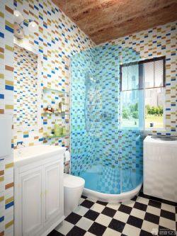 60平米小戶型躍式衛浴裝修設計欣賞