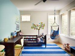 臥室秋千椅裝飾設計圖
