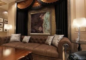 新古典 房屋客廳