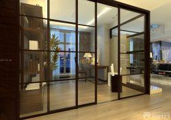 書房玻璃隔斷設計圖