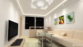 80平米简装 小户型客厅