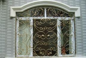 鐵藝防盜窗