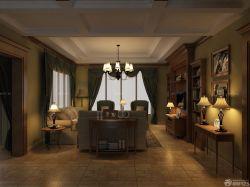 美式風格吊燈設計圖