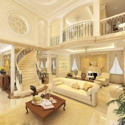 高檔別墅室內樓梯設計效果圖欣賞