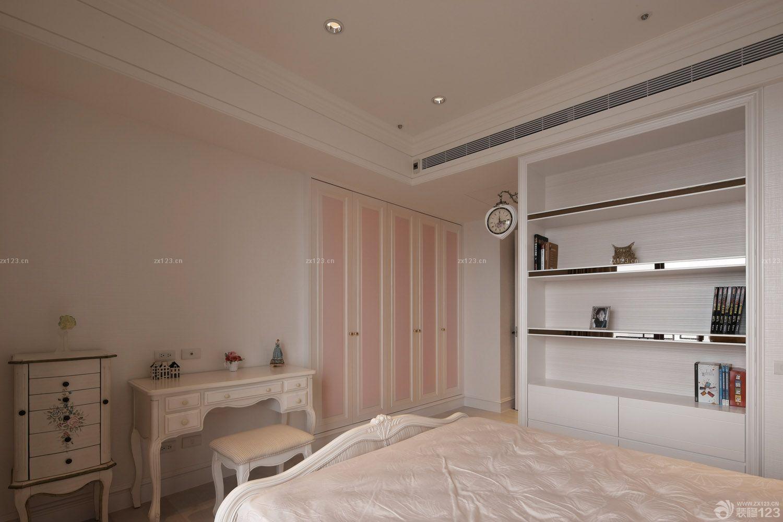 卧室墙面空间利用效果图欣赏