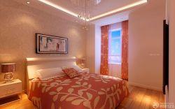 新房臥室雙人床設計圖