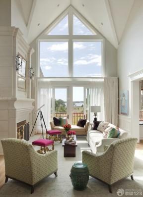 歐式別墅圖片大全 窗戶設計