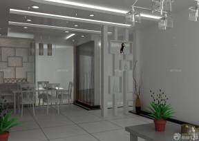 小戶型客廳過道吊頂 pvc扣板吊頂