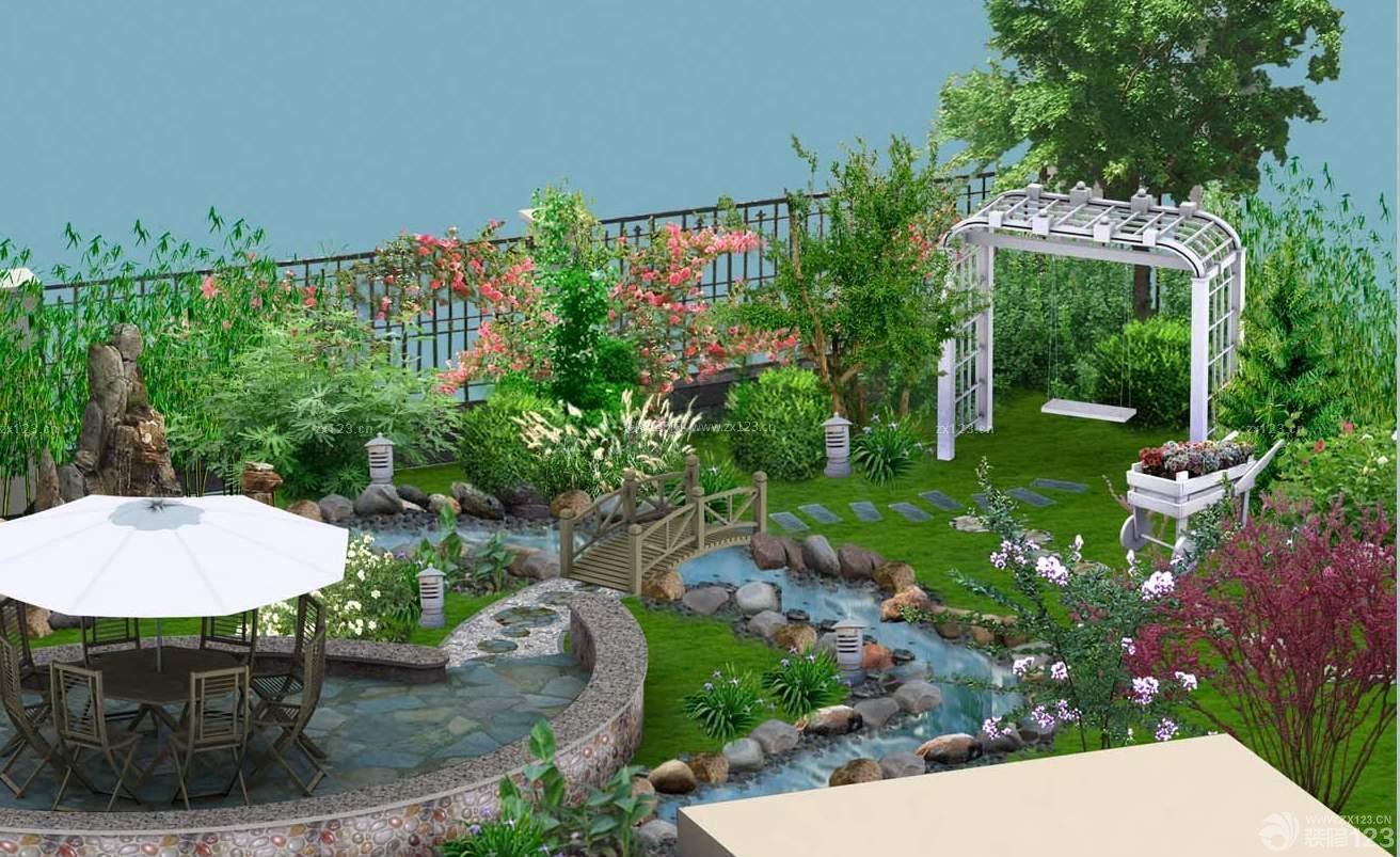 田园风格空中花园设计图片图片