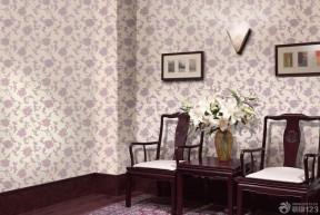 室內裝修墻紙大全 花朵壁紙