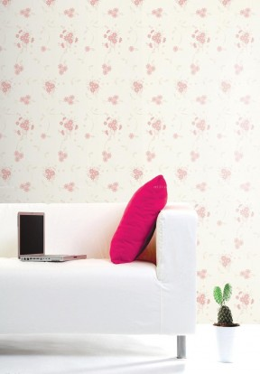 室內裝修墻紙大全 小花壁紙