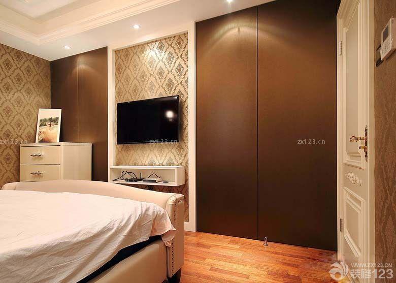 卧室暗门设计效果图