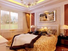 一室一廳歐式裝修設計圖