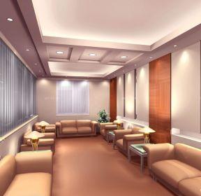 現代風格接待室裝修圖片-每日推薦