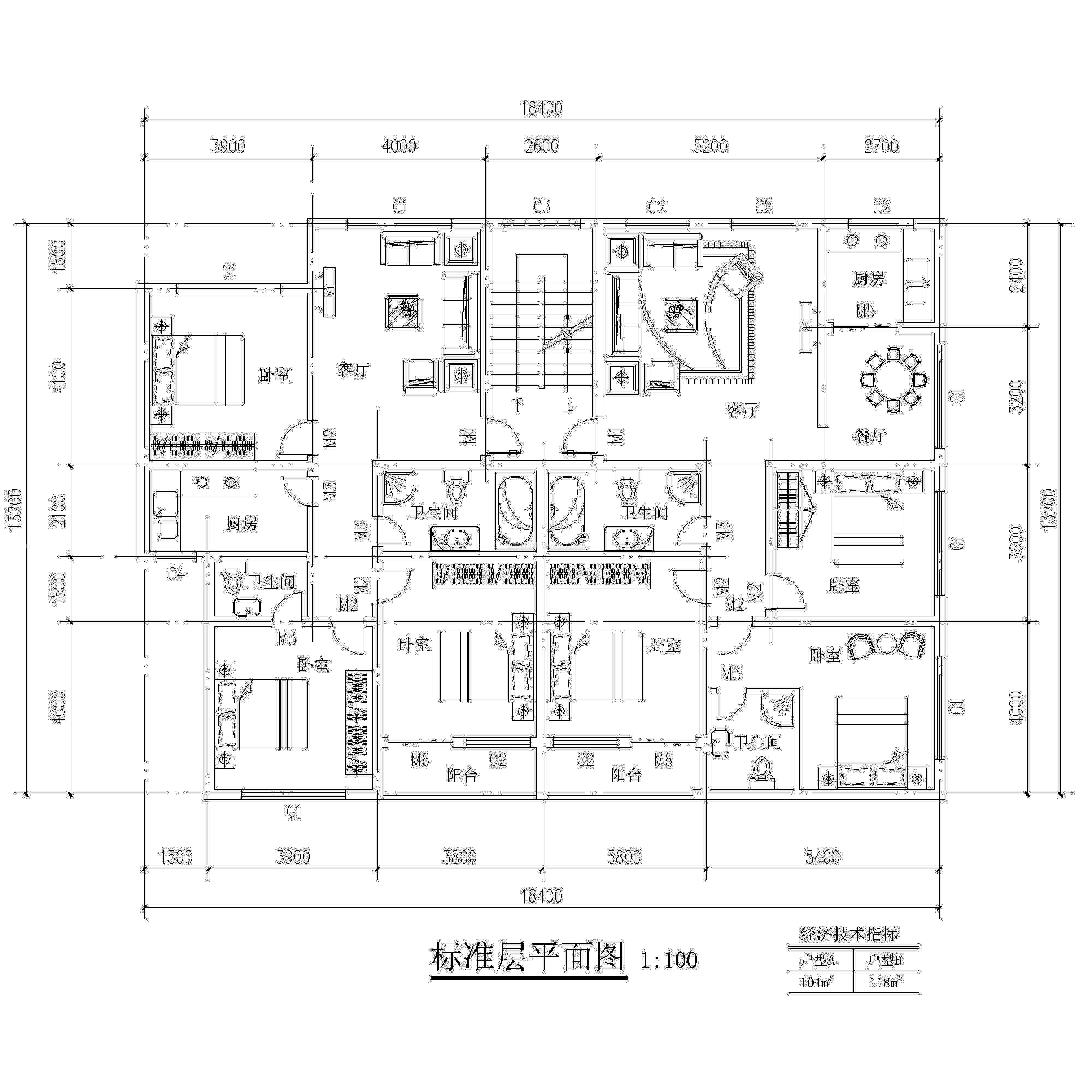层农村自建房设计图 16x12 房屋设计图_农村房屋设计