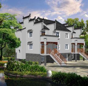 北方農村房屋外觀設計圖片-每日推薦