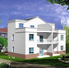 最新北方農村房屋設計圖片-每日推薦