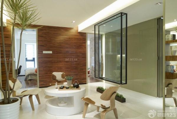 室内楼梯隔墙设计效果图 装修123效果图