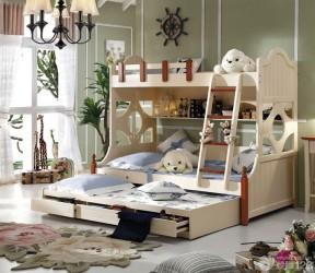 母子高低床 臥室設計