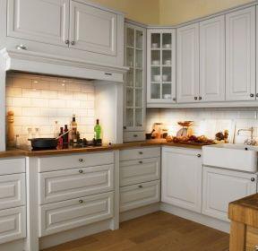 廚房歐派整體櫥柜設計圖-每日推薦