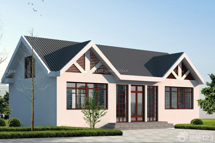 新农村房屋设计图