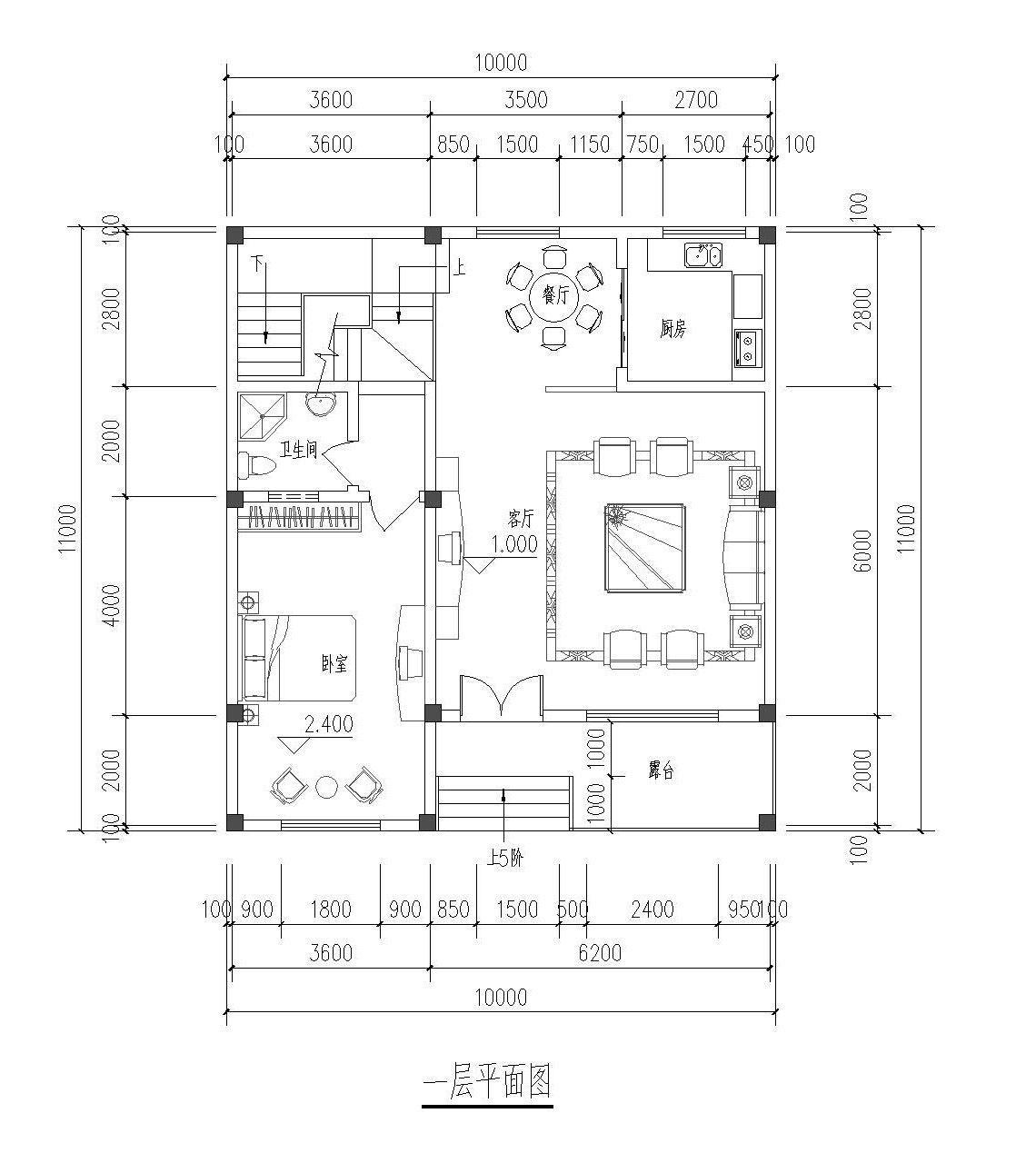 农村新农村房屋设计图展示_设计图分享图片