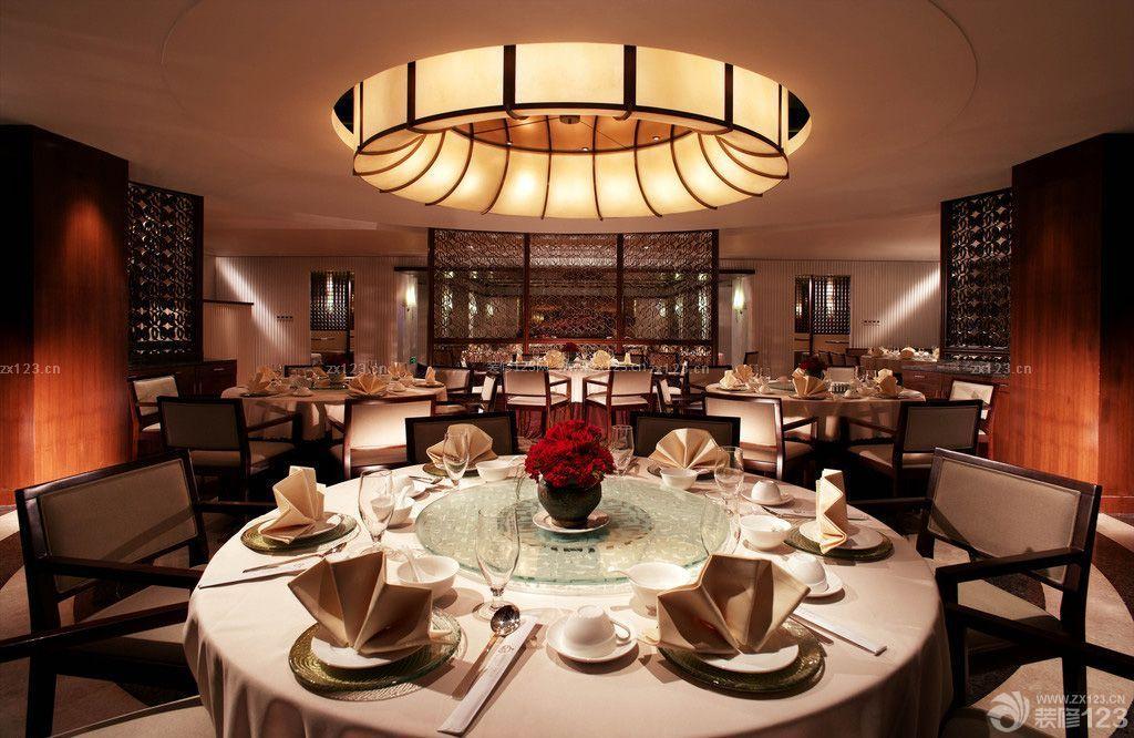 商务酒店餐厅设计图
