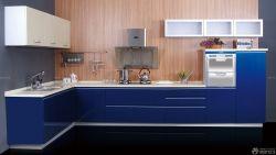 廚房西門子整體櫥柜設計圖片