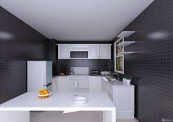 整體廚房西門子整體櫥柜設計圖片