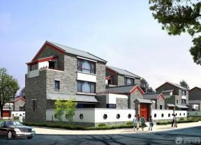 新農村房屋設計圖 古典風格