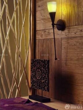 中式壁燈 家庭室內