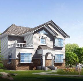 大面積新農村房屋設計圖 -每日推薦