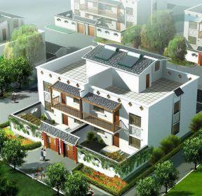 豪華新農村房屋設計圖-每日推薦