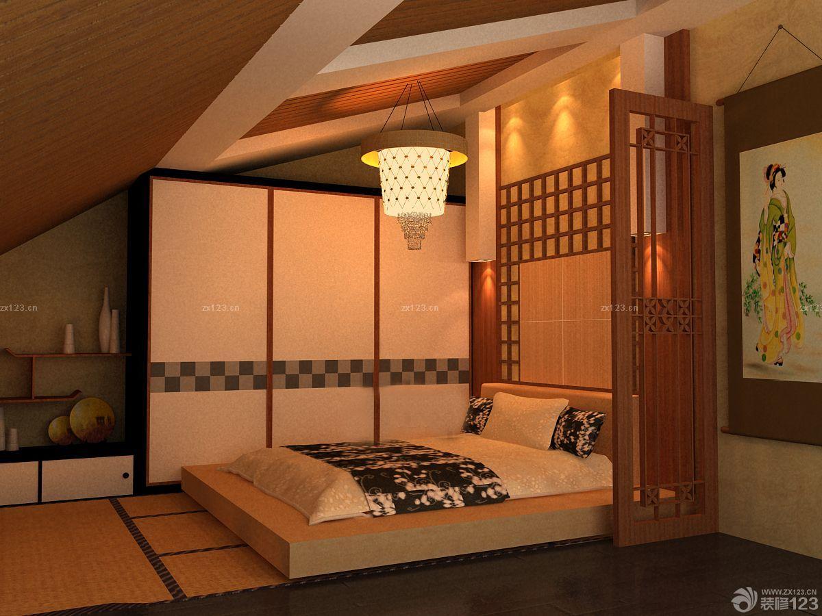 小美式风格室内套装门设计图片
