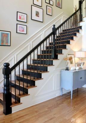 假复式楼房屋楼梯设计图