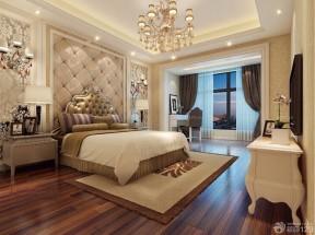 歐式臥室 背景墻設計
