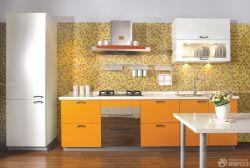 簡約風格廚房整體櫥柜設計圖片