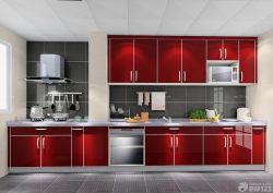現代風格廚房整體櫥柜設計圖片
