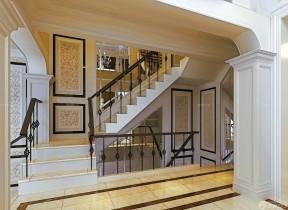 别墅楼梯设计 样板房
