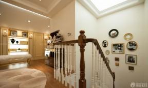 別墅樓梯設計 新中式風格