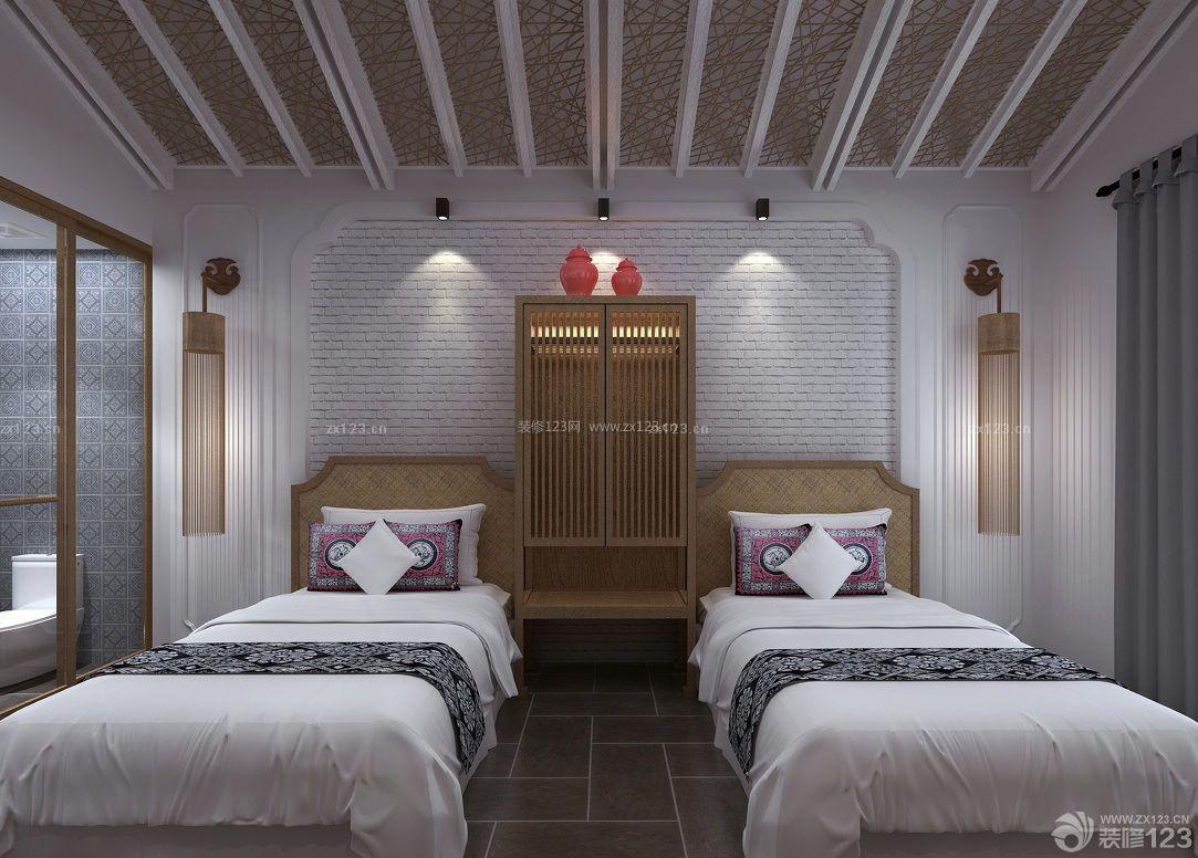 30平米小户型公寓客厅设计图_装修123效果图