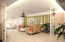 120平方房子設計圖照片墻設計