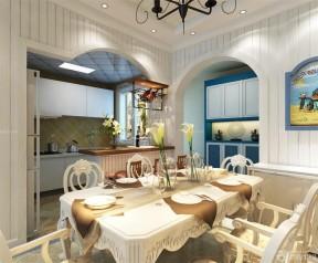 120平方房子設計圖 餐廳設計