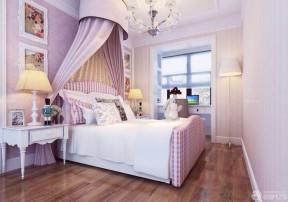 80平房子裝修設計圖 女生臥室