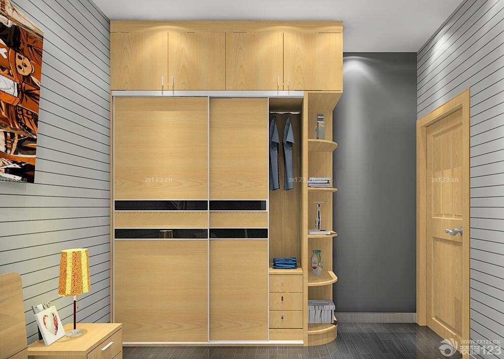 卧室衣柜格局设计图片