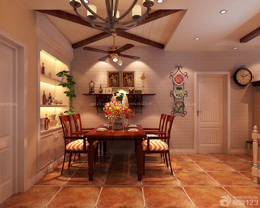 家庭餐厅风扇灯设计图
