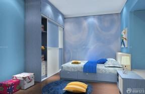 彩色墻面 臥室設計