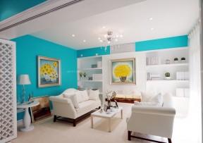 彩色墻面 現代家裝