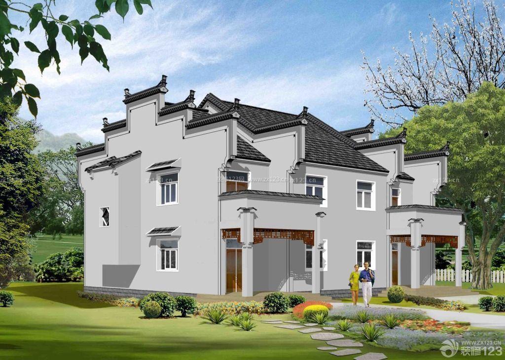 农村三层房屋设计图大全
